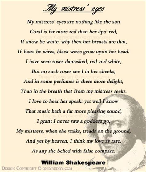 Famous Poems Onlybuddycom