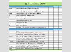 17 Best ideas about Home Maintenance Schedule on Pinterest