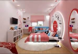 jugendzimmer gestalten ideen coole rosa mädchen jugendzimmer einrichten ideen haus dekorieren ideen