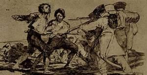 Dos series de aguafuertes de Goya enfrentan al Gobierno regional y el Ateneo Madrid EL PAÍS