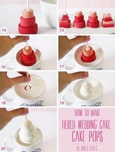 Cake Pop Form : tutorial how to make wedding tiered cake pops by niner bakes cake pops pinterest cakepops ~ Watch28wear.com Haus und Dekorationen