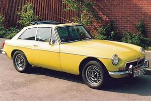 Last Mgb Roadster Ever Made Returns Back Home Through The