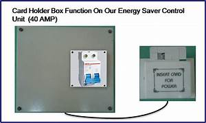 Energy Saver Electro Magnet Key Tag For Hotel Rooms