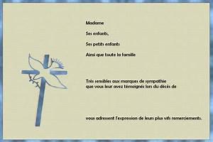 Lettre Deces : exemple de lettre de remerciement de condoleances covering letter example ~ Gottalentnigeria.com Avis de Voitures