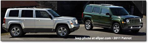 jeep commander vs patriot jeep patriot the compact suvs 2006 2017 off road