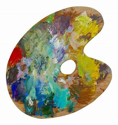 Palette Artist Drawing Paint Chairish Paintings Memory