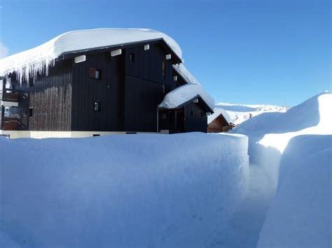location studio coin montagne 4 personnes 301 aux saisies ski planet