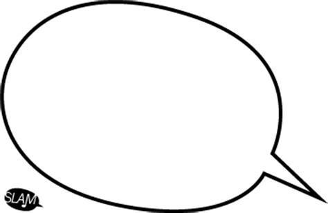 conversation baloon template free printable blank speech bubbles clipart best