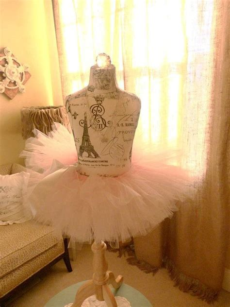 Vintage Inspired Dress Form Mannequin Girl's Princess