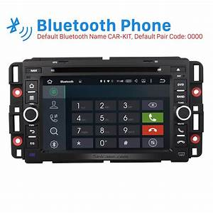 Android 6 0 Hd 1024 600 Touchscreen Radio Gps For 2007