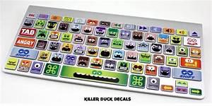 Little Monster MacBook Keyboard Skin Set | Gadgetsin