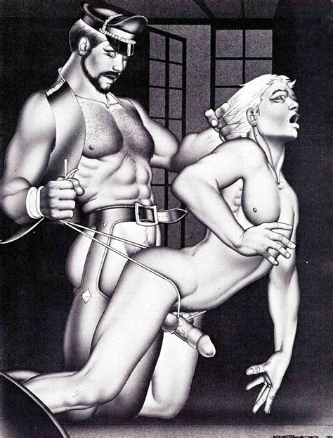 Robert Bishop Master And Male Slave Fetish Artists