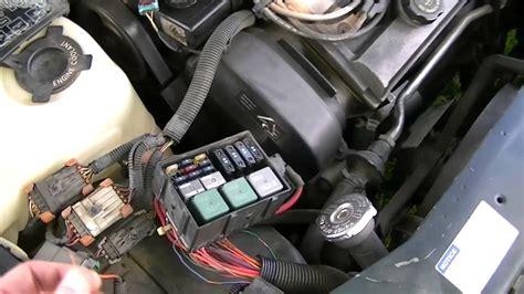 custom automotive wiring cooling fan relay switch