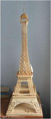 eiffel tower   matches tower eiffel tower art