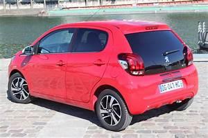 Peugeot 108 5 Türig : essai vid o peugeot 108 une recette mise jour qui fonctionne encore ~ Jslefanu.com Haus und Dekorationen
