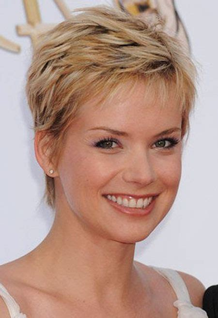 20 Pixie Hairstyles for Over 50 Short Hairstyles 2017