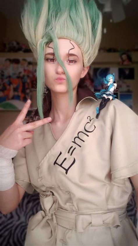 senku cosplay dr stone amino amino