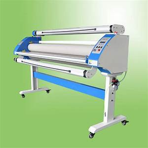 china paper large format cold and hot laminating machine With document lamination machine price