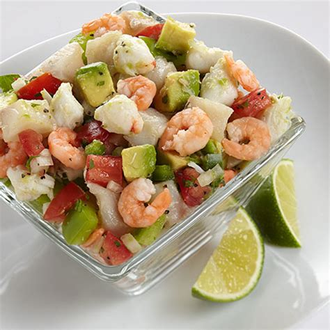Lime Green Kitchen Ideas - ceviche chicken of the sea