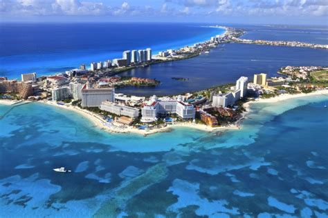 cancun mexico hotel geo arthur flickr beaches geography around today quintana roo cancun stopped construction another project