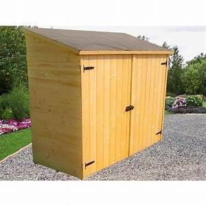 Grand Abri De Jardin : bois pour abris de jardin pas cher maison jardin en bois ~ Dailycaller-alerts.com Idées de Décoration