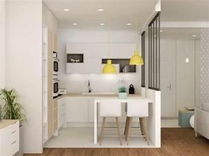 Kitchenette Pour Bureau : r alisations marion lano architecte d 39 int rieur ~ Premium-room.com Idées de Décoration
