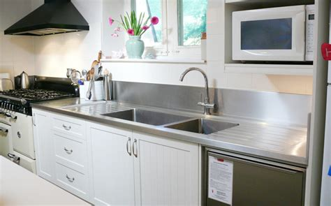 kitchen sink benchtop traditional kitchens inavogue 2582