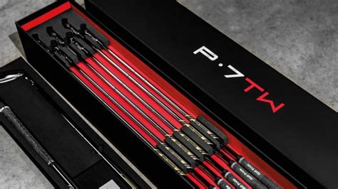 TAYLORMADE GOLF COMPANY ANNOUNCES RELEASE OF P•7TW™ IRONS ...