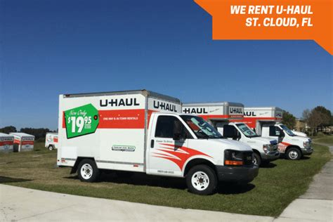 Rent A Car In St Fl by St Cloud Fl Self Storage Facility 34769 Personal Mini