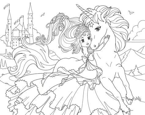 Kleurplaat Kasteel Prinses by Kleurplaten Prinses Sprookjes Zeemeermin Top 3 Kado En