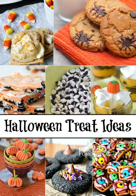 treat ideas delicious halloween treat ideas