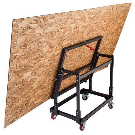 rockler material mate panel cart  shop stand rockler