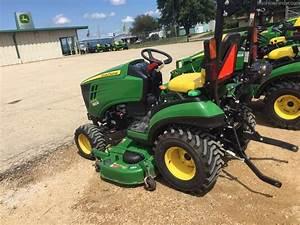 John Deere 1025r Compact Utility Tractors For Sale