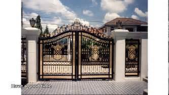 metal design steel gates design
