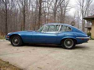 Jaguar Nice : sell used 1971 jaguar xke 2 2 v12 very nice condition in medina ohio united states ~ Gottalentnigeria.com Avis de Voitures