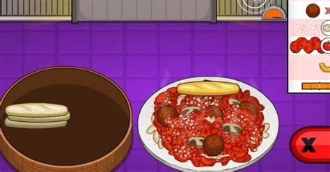 jeux de cuisine papa louie pancakeria papas freezeria play it now at coolmath com jeux