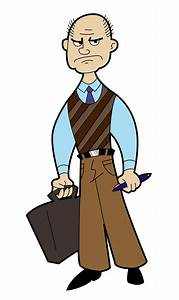 Old Man Cartoon Character - ClipArt Best