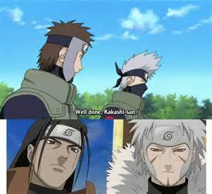 Is Kakashi Related to the 2nd Hokage