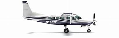 Cessna Caravan 208 Aircraft Chart Flights Charter