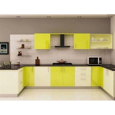 Modern Modular Kitchen Cabinet, Rs 25000 Piece, Vantage