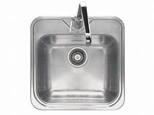 Evier Inox Grande Cuve : evier cuve inox le fait main ~ Premium-room.com Idées de Décoration