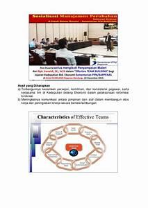 """Seminar """"Effective TEAM BUILDING (Membangun Kerjasama Tim ..."""