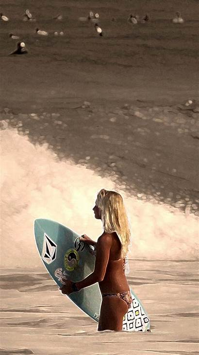 Surfing Surfer Iphone Surf Wallpapers 3wallpapers Parallax