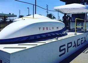 Spacextesla's Hyperloop Pod Will Attempt To Reach 12