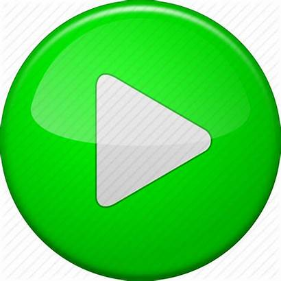 Button Start Icon Play Icons Audio Navigation