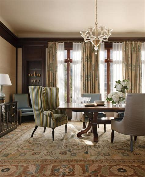 dining room drapery ideas modern window treatments 20 dining room decorating ideas