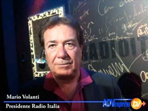 Mario Volanti by Mario Volanti Presidente Radio Italia
