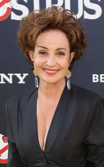 hairstyles annie potts short curly hairstyle