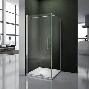 paroi de douche en verre tous les fournisseurs de paroi With fixation porte de douche