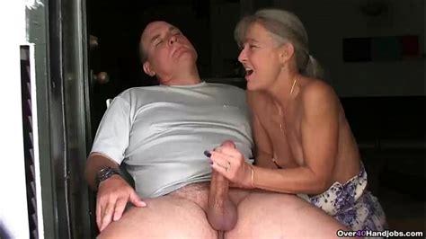 Ov40 Mature Couple Handjob Xvideos
